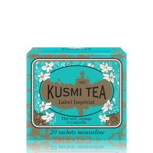 Kusmi Tea Imperial Label, 20 sáčků
