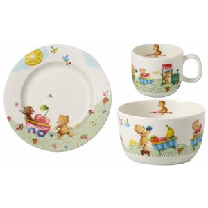 Villeroy & Boch Hungry as a Bear sada dětského porcelánu, 3 ks