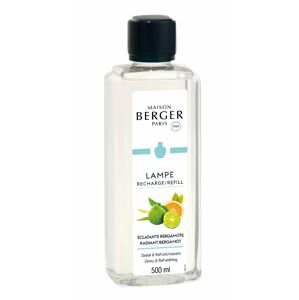 Maison Berger Paris náplň do katalytické lampy Bergamot, 500 ml