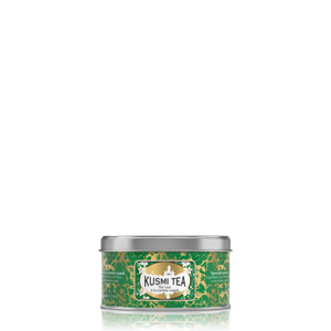 Sypaný zelený čaj Kusmi Tea Spearmint green tea, 25 g