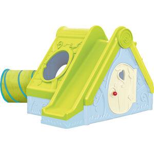 Keter FUNTIVITY PLAY HOUSE - Zelený